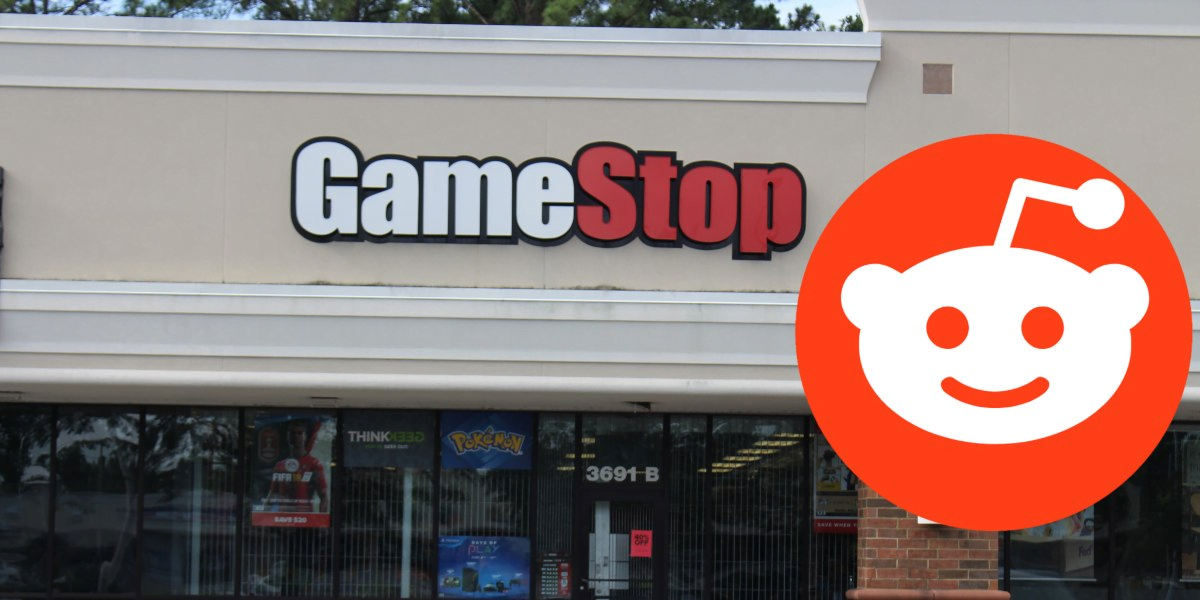 """Read more about the article """"Gamestonks"""": Analysing the GameStop Stock's Artificial Inflation"""